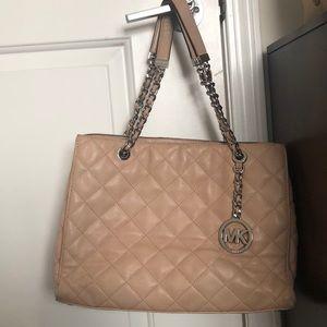 Handbags - Michael Kors Susannah Pink